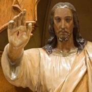 Christ figure detail thumb