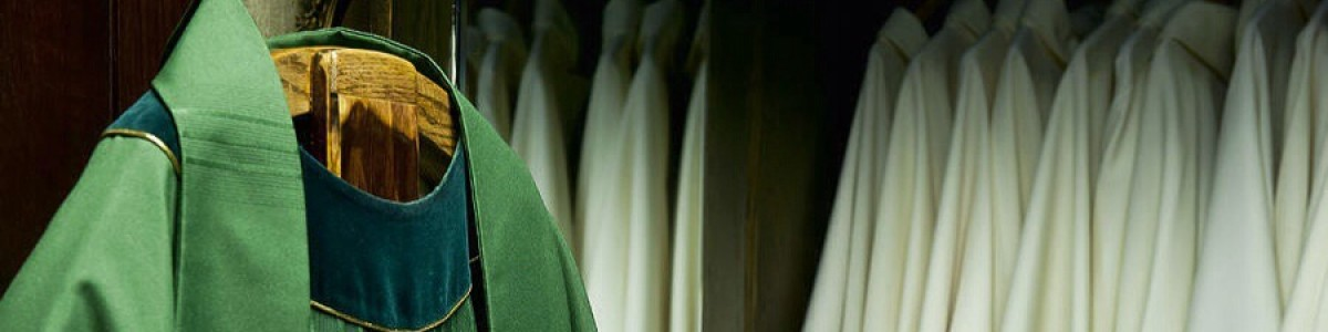 Vested: Why I Won't Preach Without a Robe