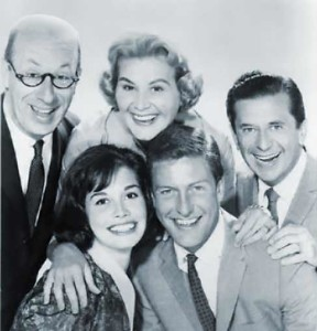 Cast of Dick Van Dyke Show