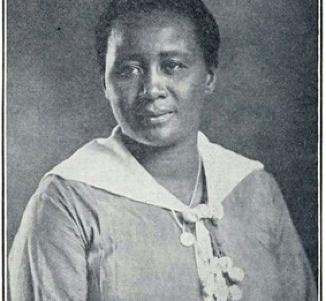 Rosa J. Young - Mother of Black Lutheranism