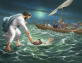 Lesson 4 - Jesus Walks on Water