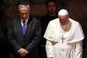 What language did Jesus speak? The pope and Israel's prime minister disagree.