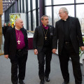 Leaders of LCMS, Lutheran Church—Canada, and the Anglican Church in North America meet in St. Louis