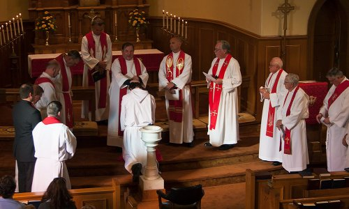Call Committee Asks Again For Nominations From Congregation