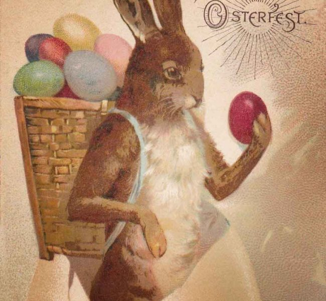 Did You Know The Easter Bunny Is A Lutheran?