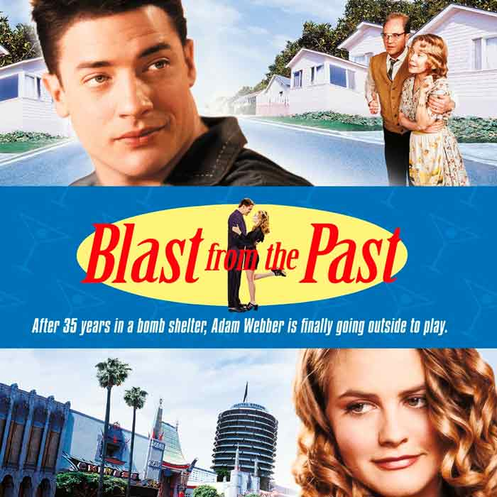 Blast from the Past movie poster