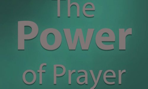 2017-07-30 Let's Talk About Prayer
