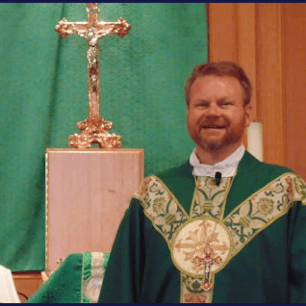 Trinity Votes to Issue Divine Call to Chad Kendall
