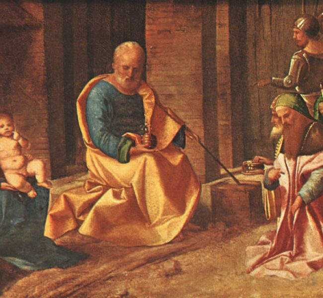 The Visit Of The Magi - 12-31-2017