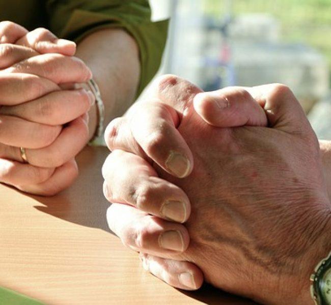 Prayer Walking