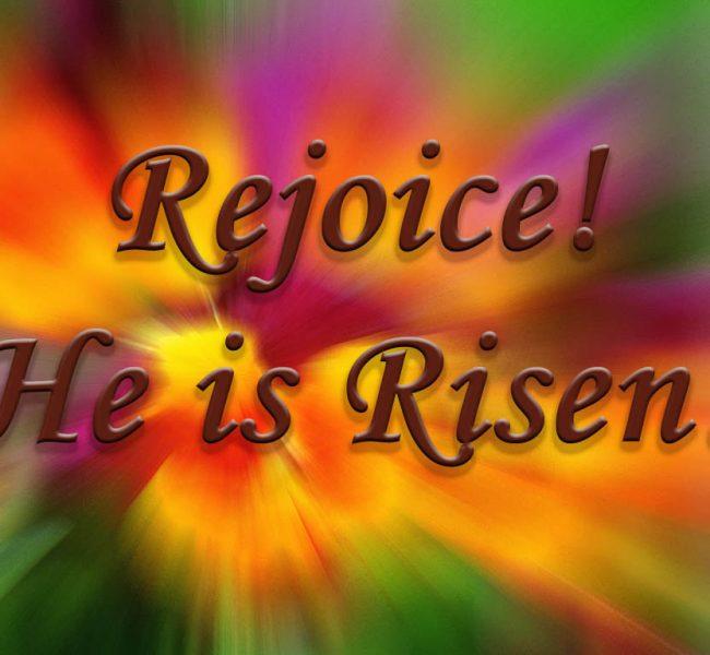 Easter Sunday - 4-1-2018