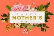 Thank God for Mothers!