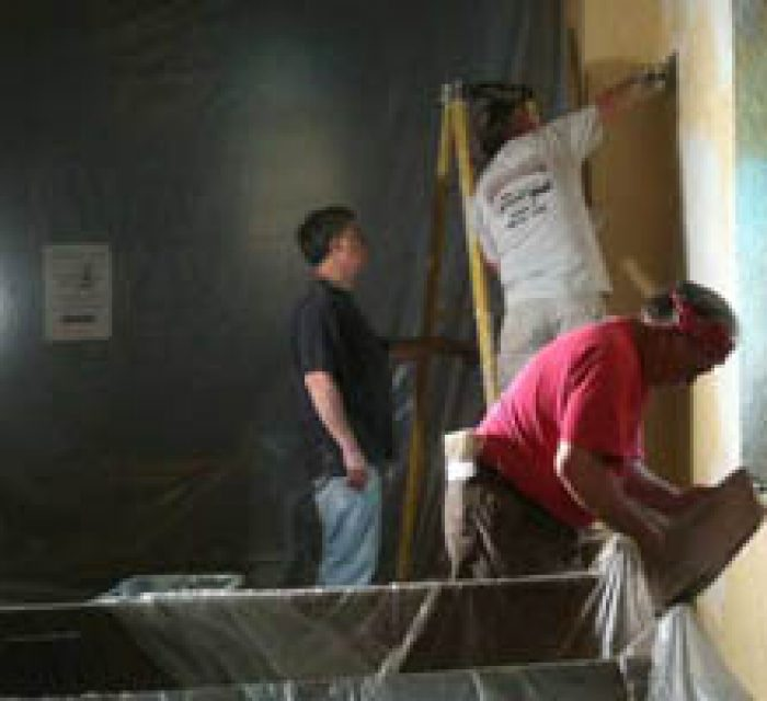 Trinity Waterproofing.