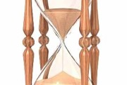 tabletop hourglass