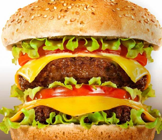 Cheeseburgers, Cognitive Dissonance, and the Holy Spirit