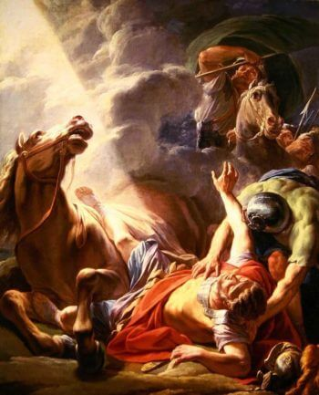 To get his attention, God struck Saul blind on his way to Damascus. God does not usually use such a direct method with us.
