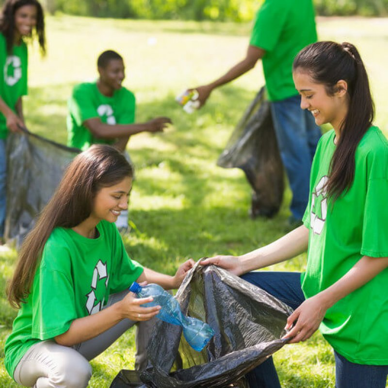 Young People Needed To Help Clean Up Community