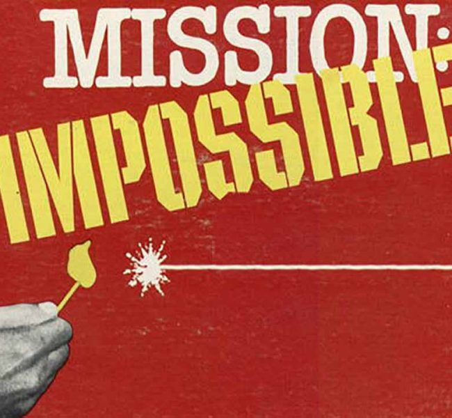 Mission Impossible - 1-7-2018