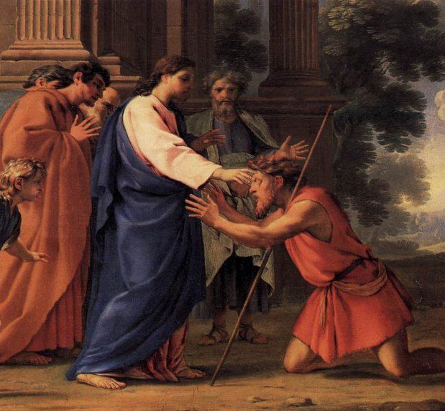 Jesus' Healing - 2/4/2018
