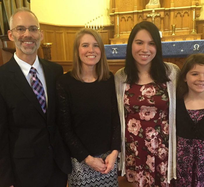 Congregation Jubilant as it learns Rev Croom has accepted his Call to Trinity